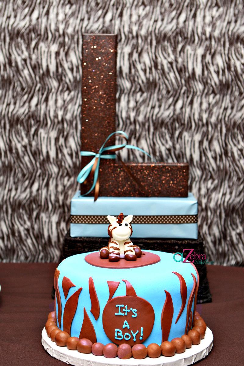 Its A Boy Zebra Themed Baby Shower Savvy Sassy Moms