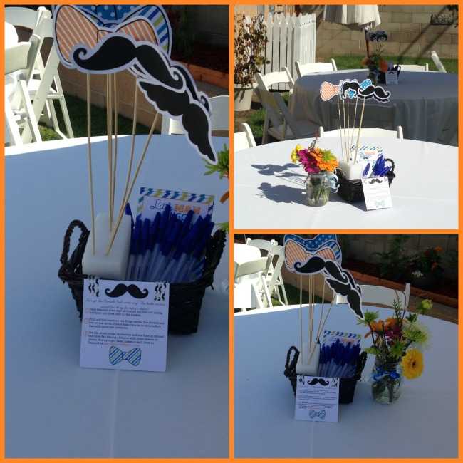 Mustache Bash Baby Shower Savvy Sassy Moms