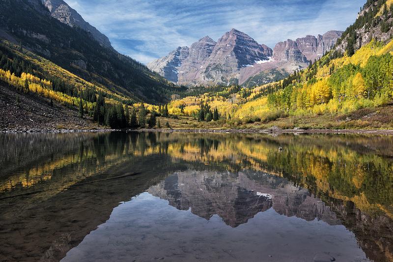 Colorado in Fall  | Aspen