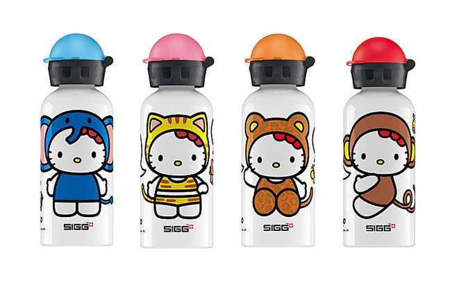 SIGG Hello Kitty Water Bottles Halloween