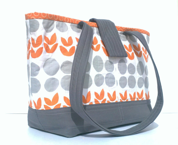 Tote Purse Diaper Bag