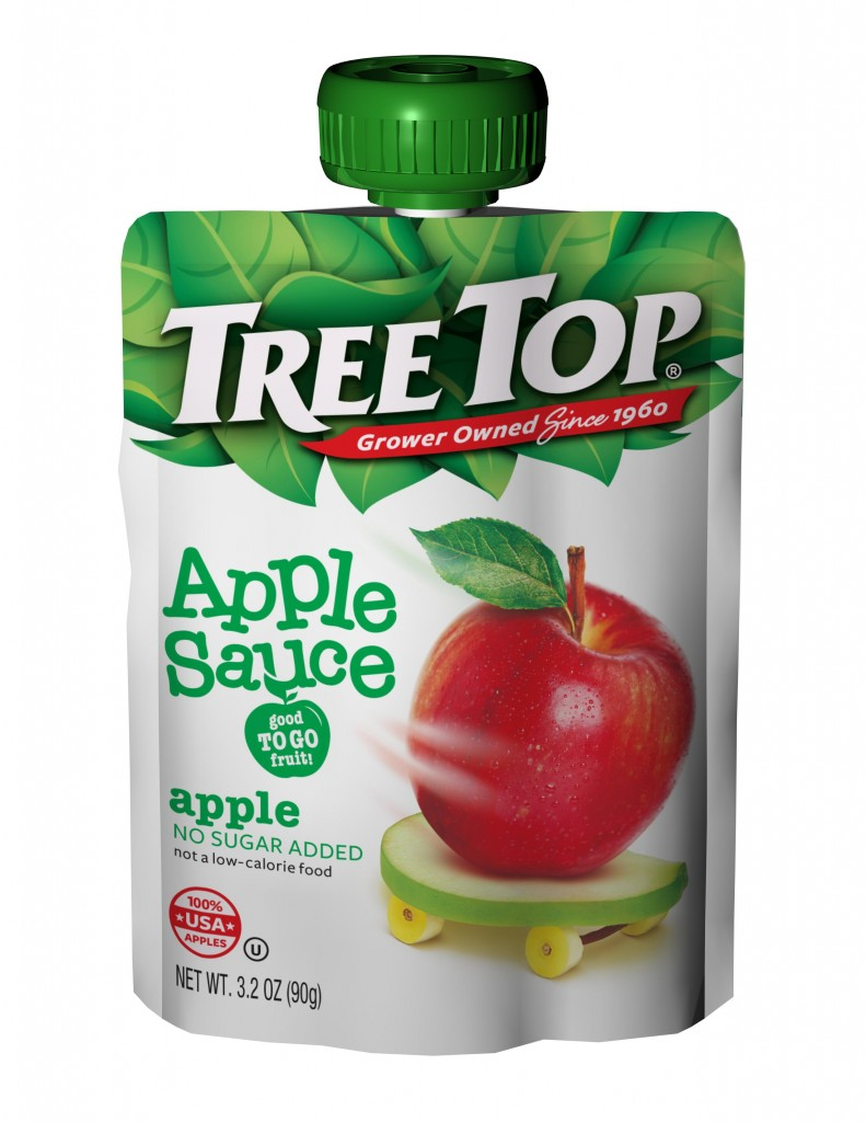Tree Top Apple Sauce Pouches (2)