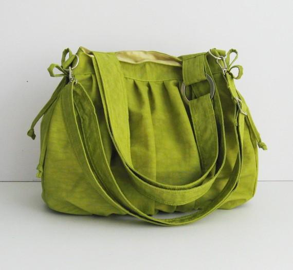 Water Resistant Pumpkin Bag