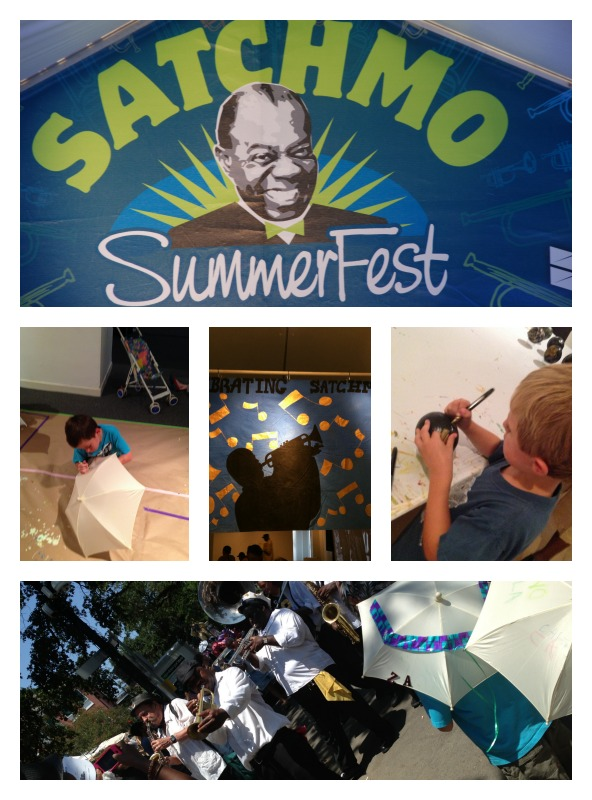 things to do on the gulf coast, satchmo fest new orleans