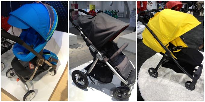 Trendy strollers