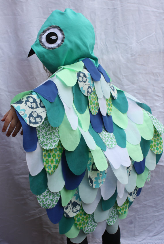 Aqua Owl Cape