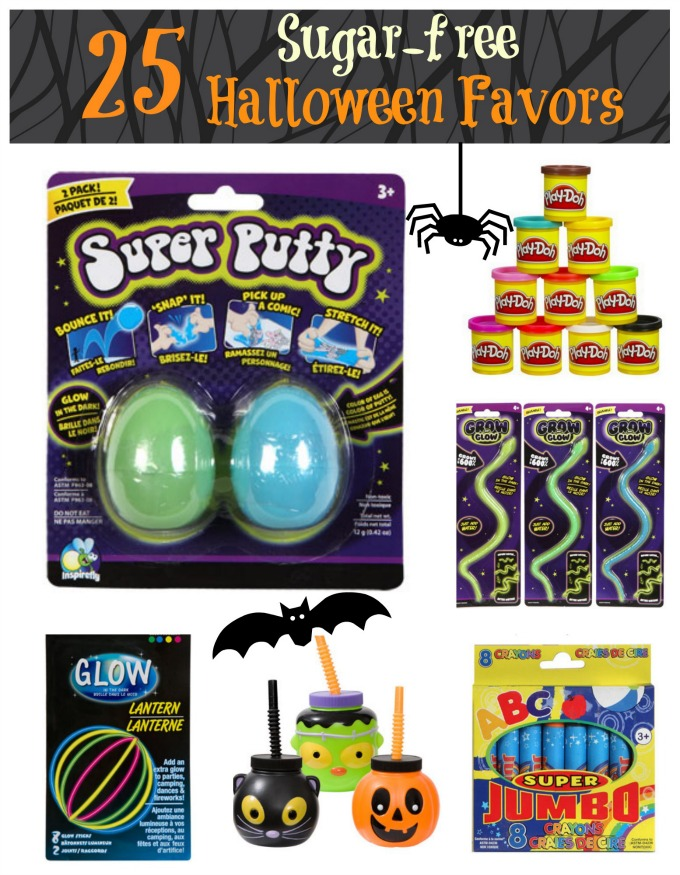 Halloween Favors (non-candy)