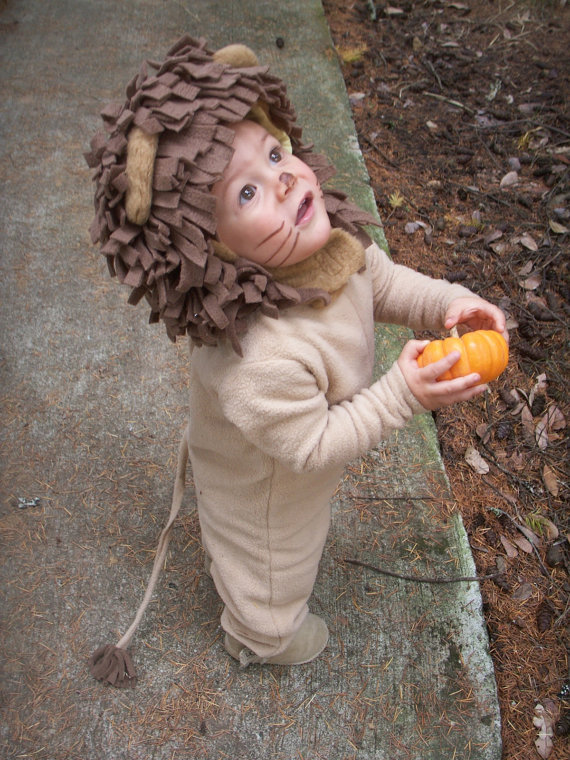 Lion Costume For Boys or Girls