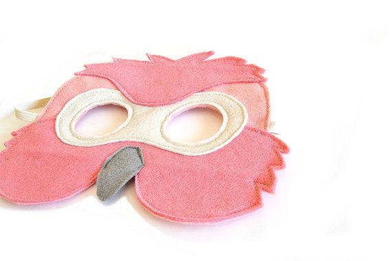 Parrot Kids Mask