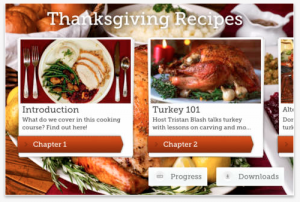 Thanksgiving Recipes HD