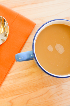Pumpkin Pie Coffee Creamer Recipe