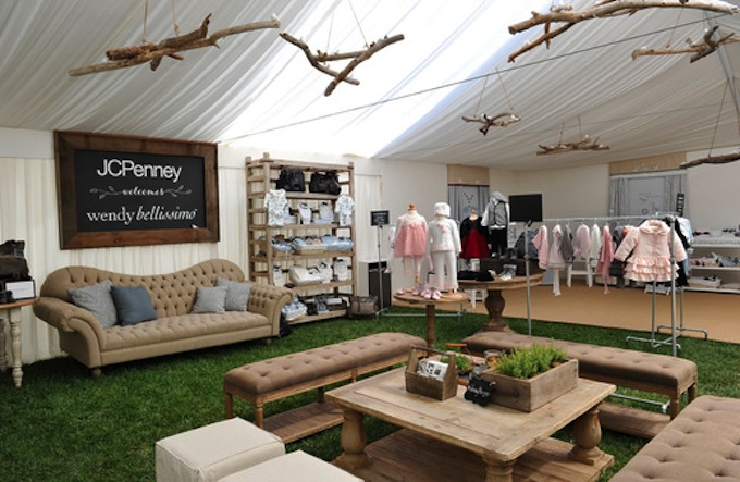 wendy bellissimo tent
