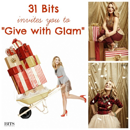 Give with Glam