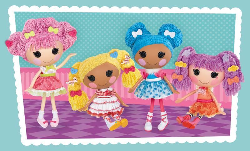 Lalaloopsy Loopy Hair Doll Collection