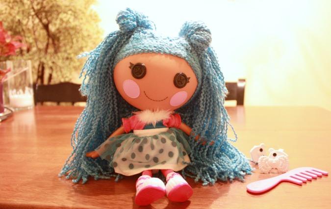 Lalaoopsy Loopy Hair Doll