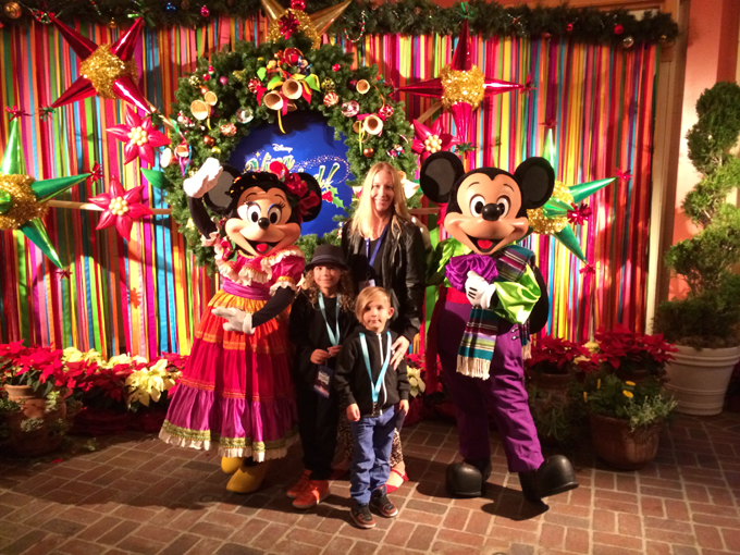 Viva Navidad at CA Adventure