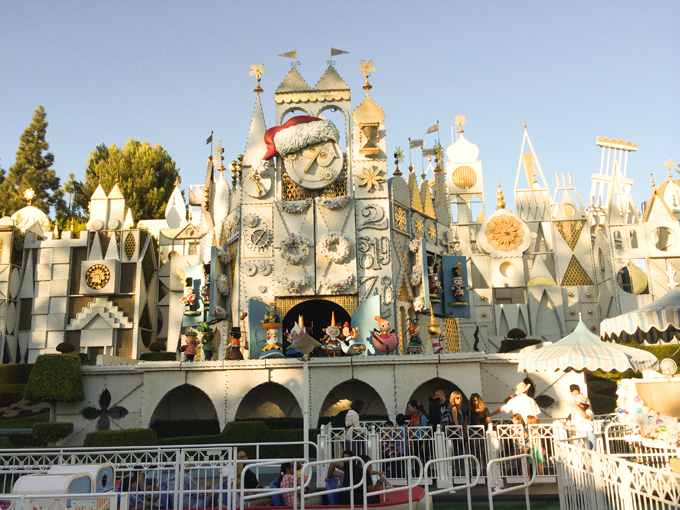 Its a small world for the holidays
