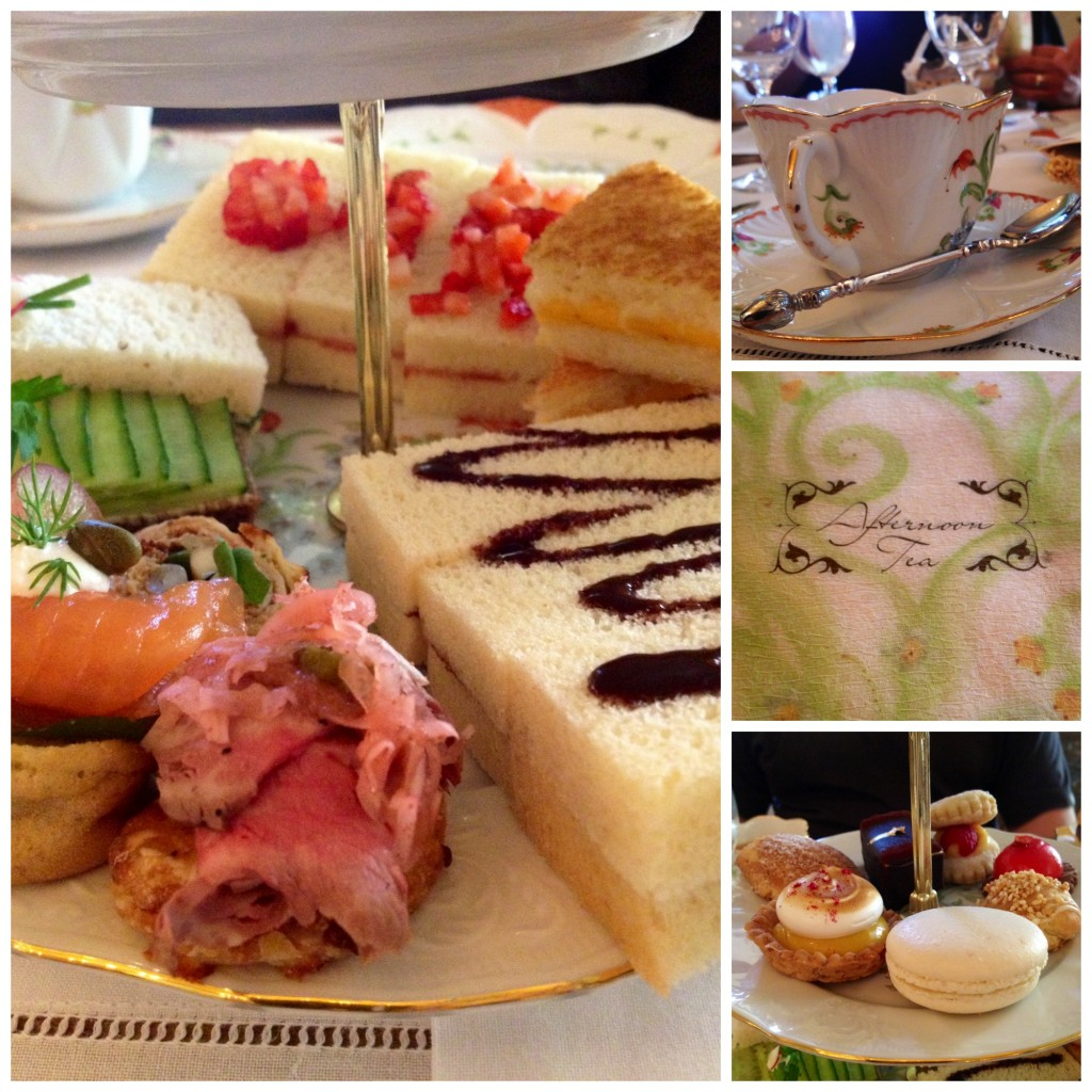 Montage Beverly Hills // Afternoon Tea