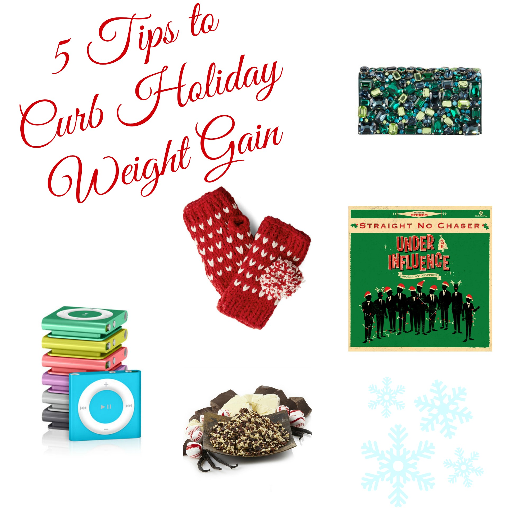 stop holiday weight gain