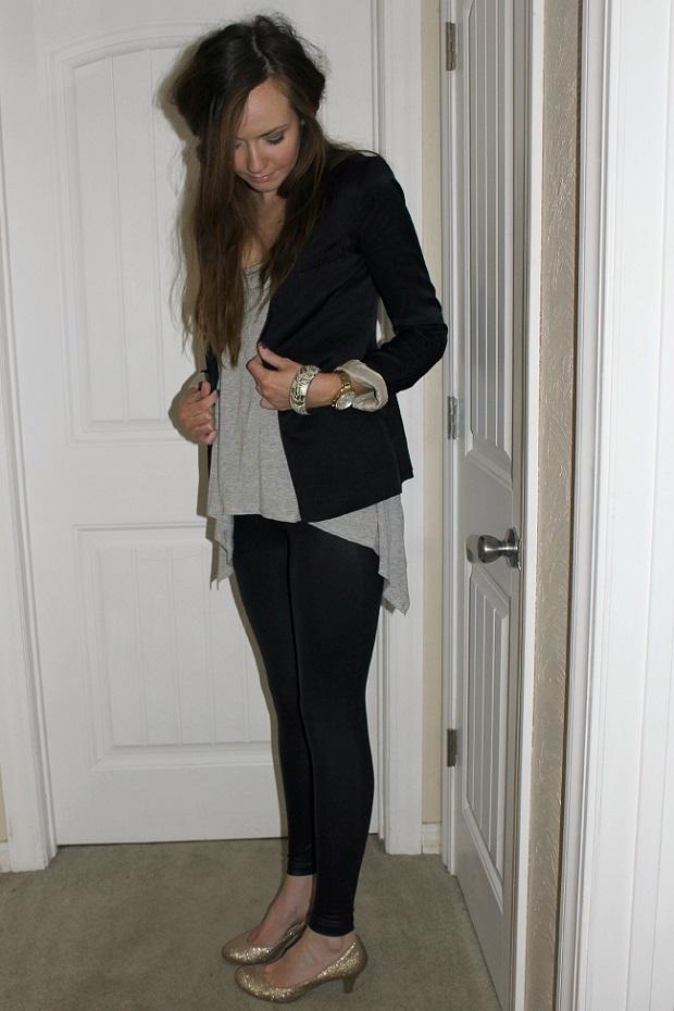 NYE Sassy Outfit