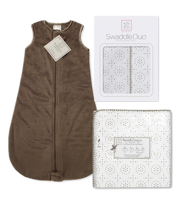 SwaddleDesigns gift package
