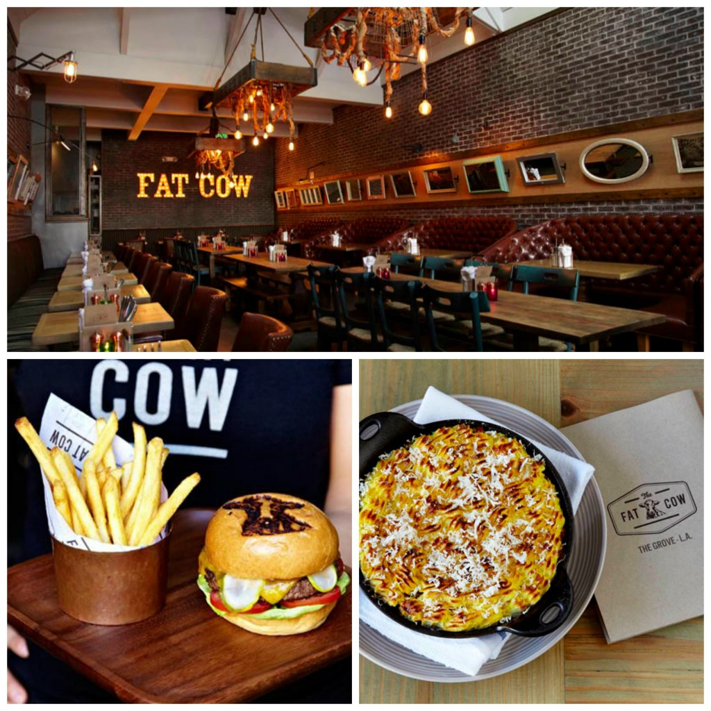 The Fat Cow // The Grove