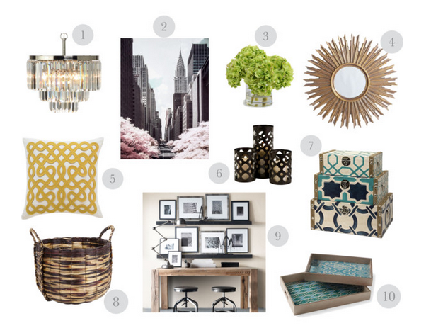 10 Ways to brighten up your home this winter
