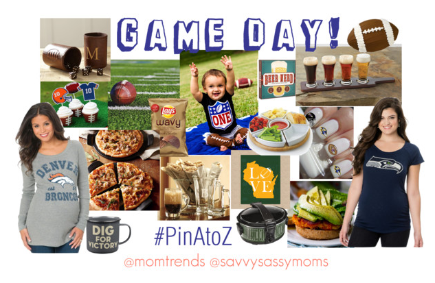 Game Day Pinterest Party Inspiration Board
