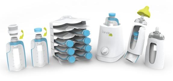 Kiinde Breastfeeding gift set