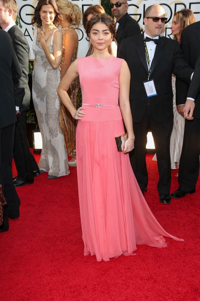 The Golden Globes Best and Worst Dressed - Savvy Sy Moms