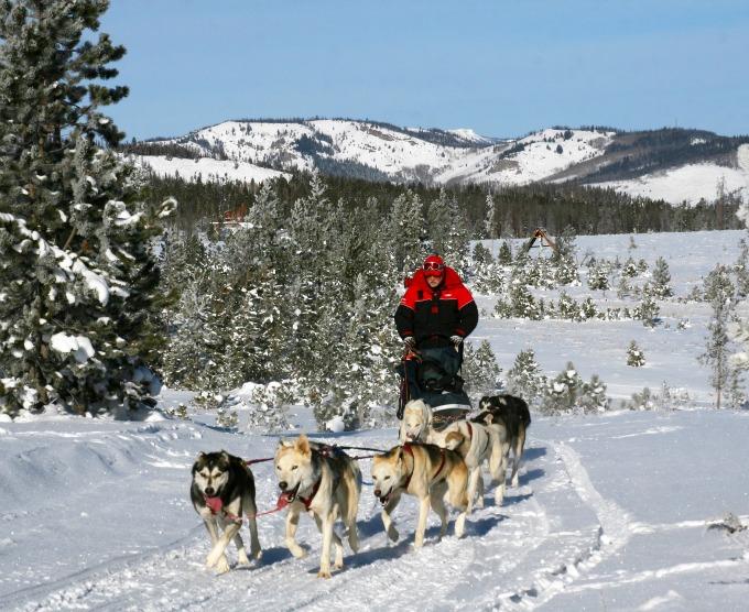 Spring Break: Snow Mountain Ranch