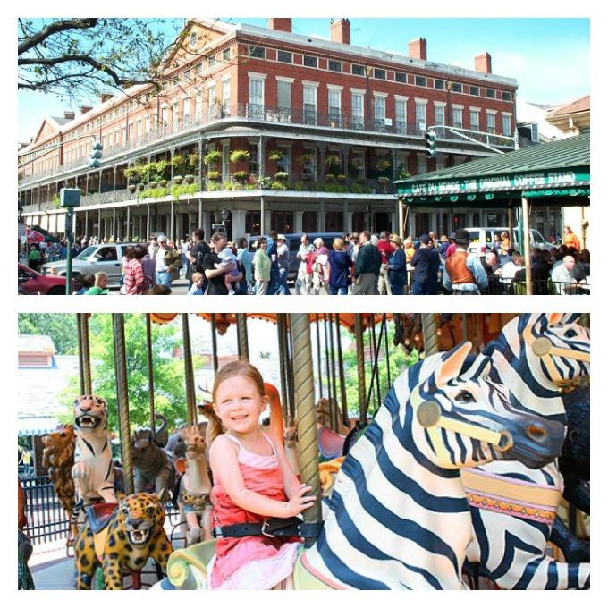 Spring Break: New Orleans