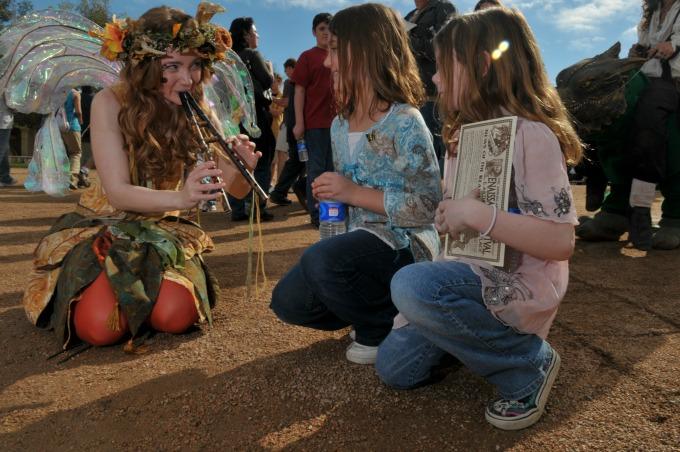 Spring Break: Arizona Rennaissance Festival