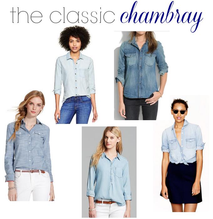 classic chambray