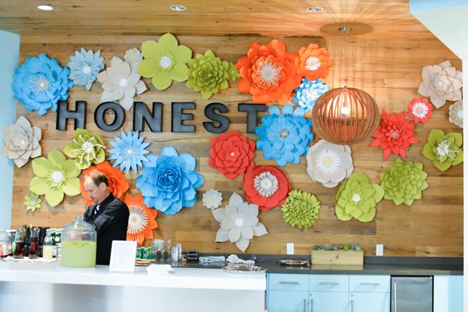 Honest Company headquarters in Los Angeles