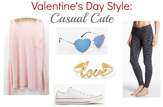 valentines day outfits casual cute