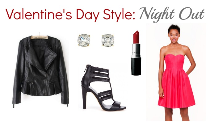 valentines day style night out