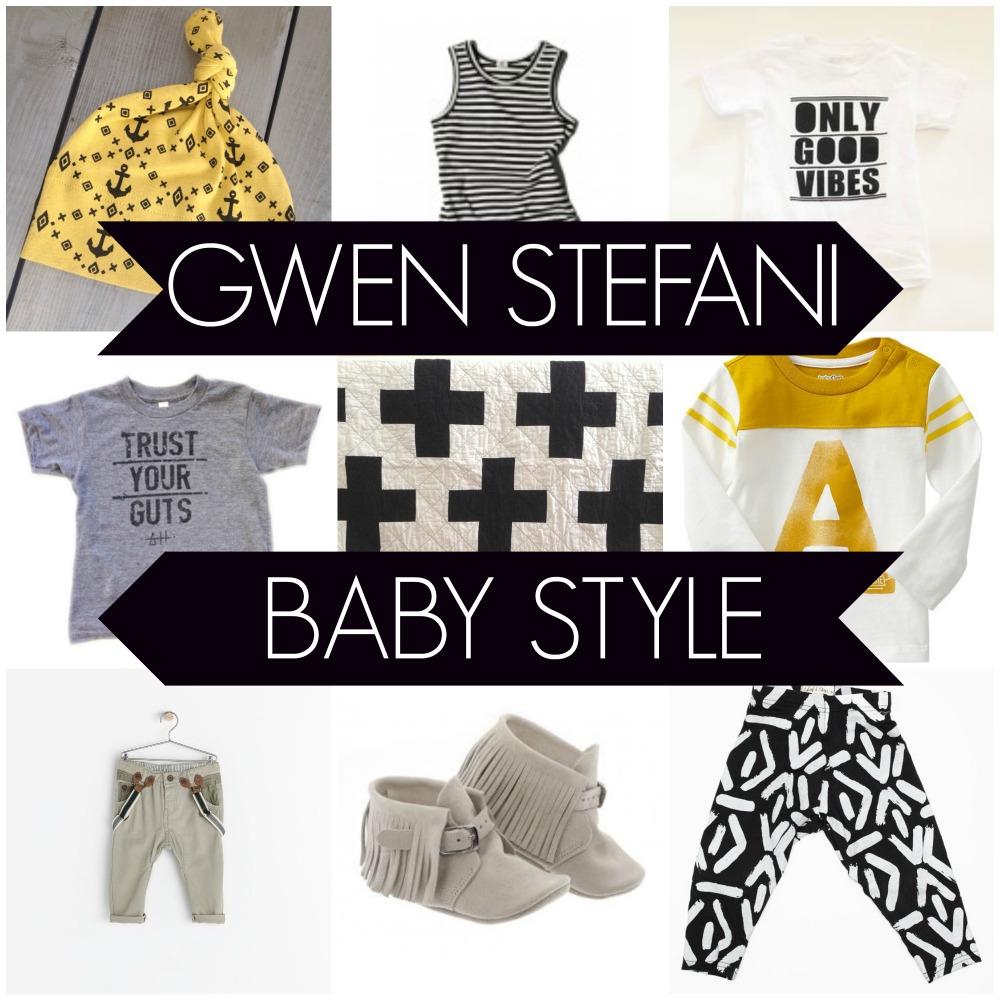 Gwen Stefani Baby Style