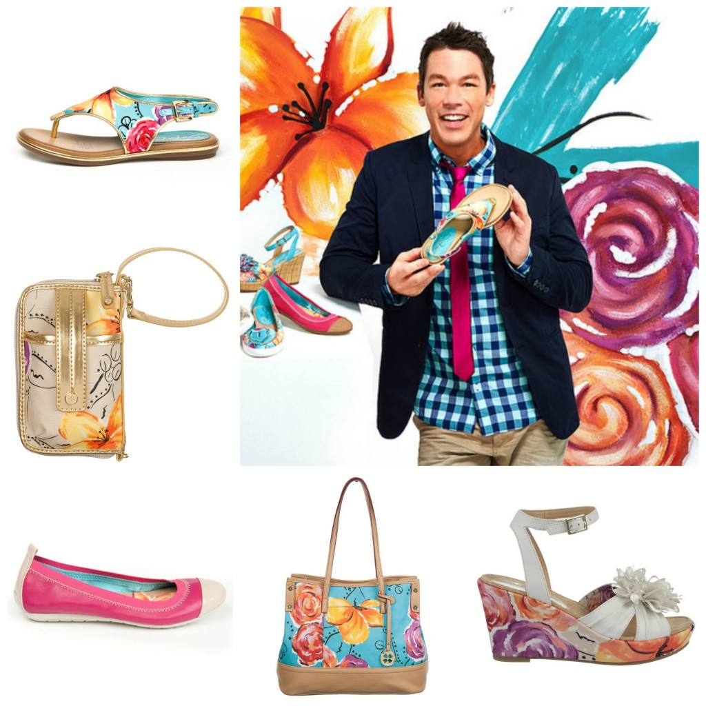 bromstad for naturalizer spring collection