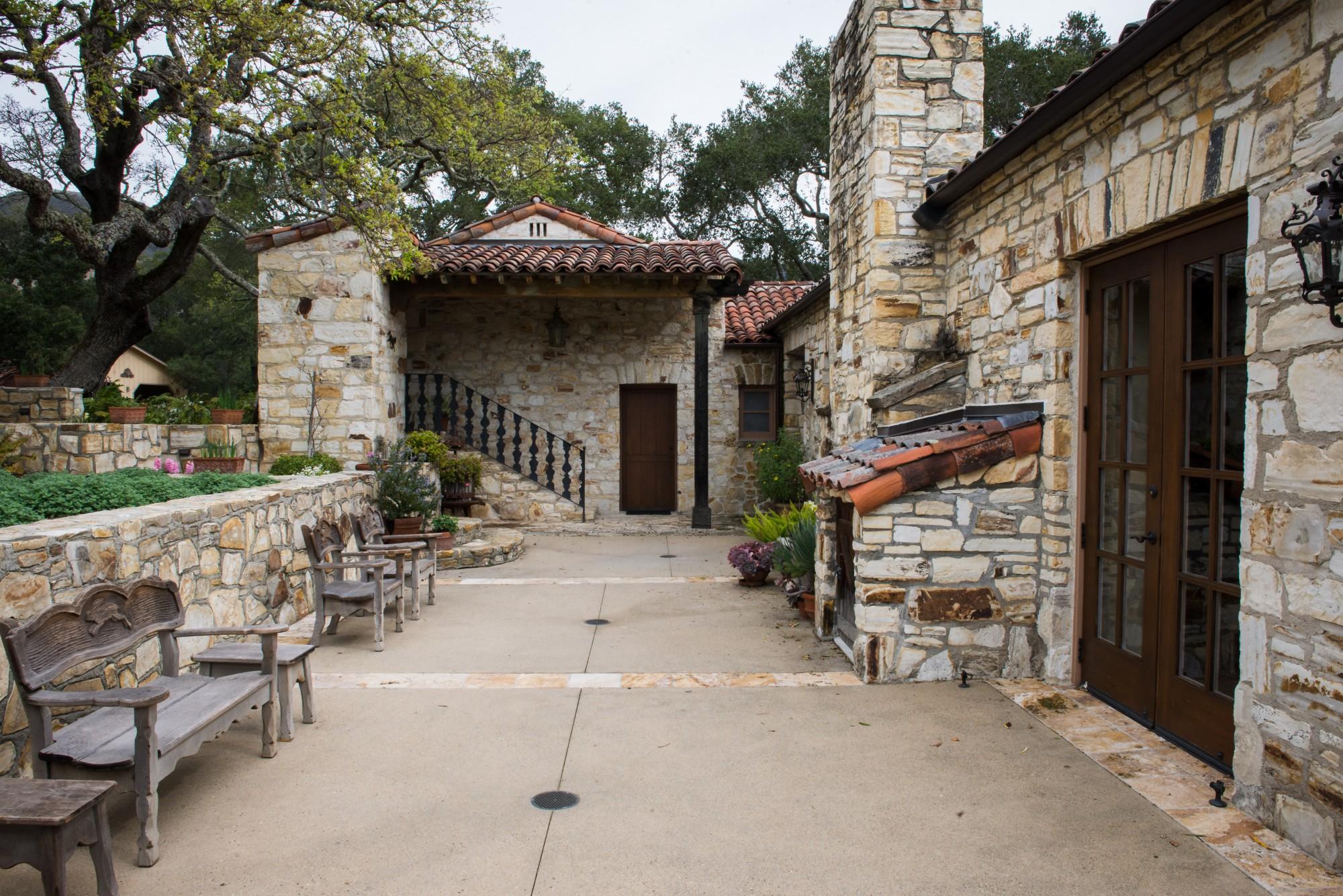 Holman Ranch, California winery, California coast wedding venue