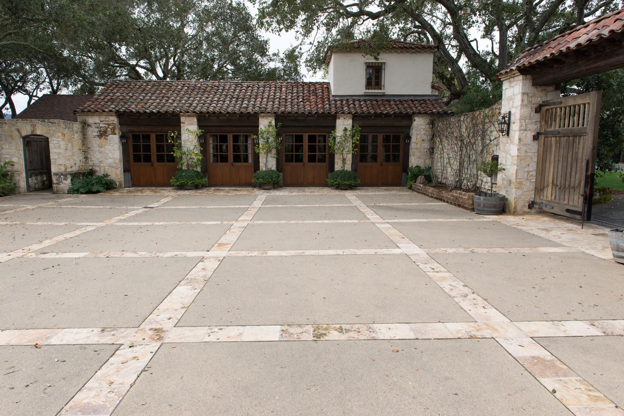 Holman Ranch, California winery,