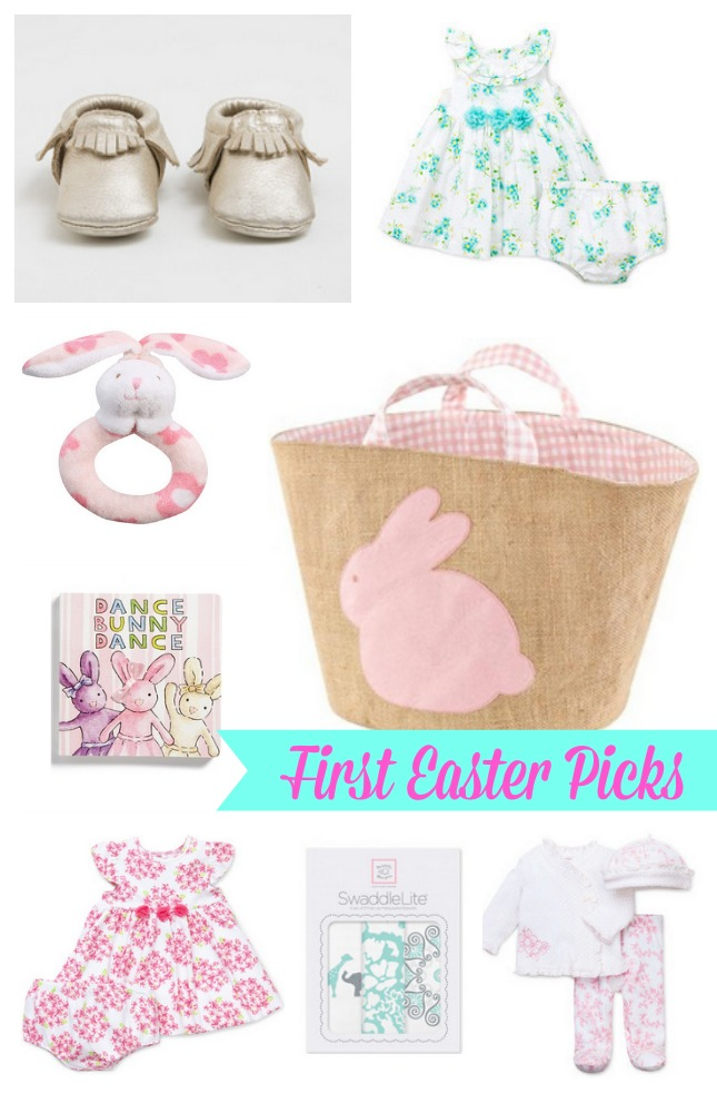 Baby Girls First Easter Picks