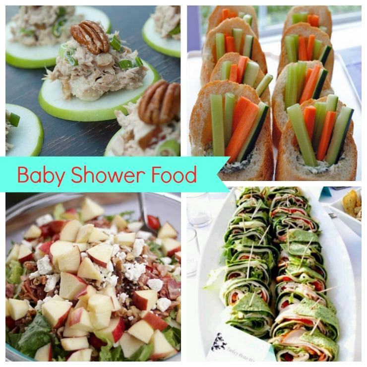 CircusBabyShowerFood. Baby Shower Food