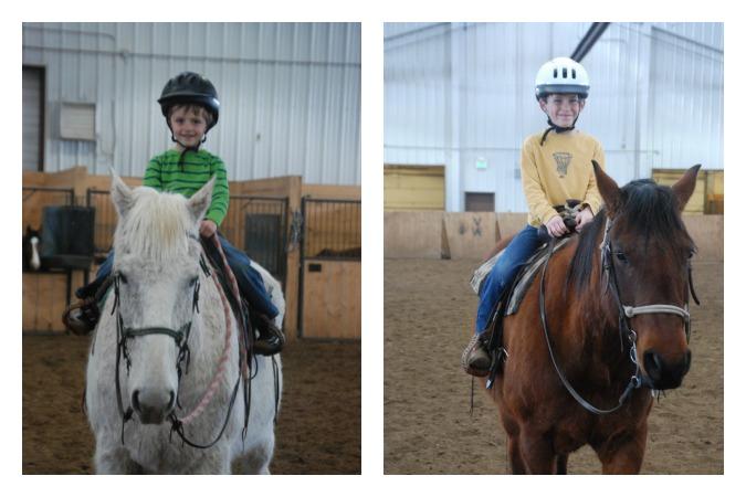 Dude Ranch Horseback Riding