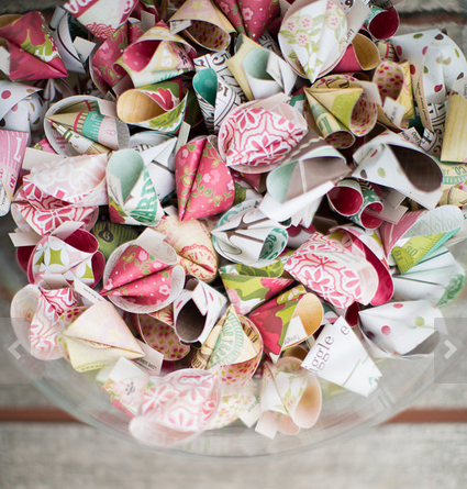 Fortune Cookie Favors