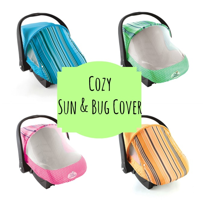 Cozy sun and bug cover