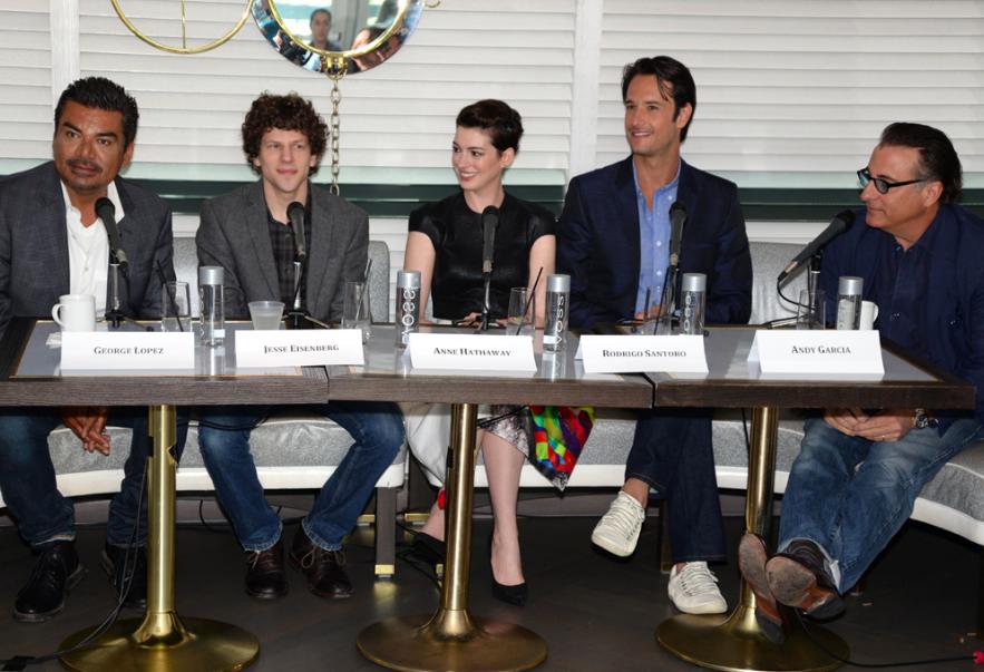Rio 2 Celebrity Cast - Anne Hathaway