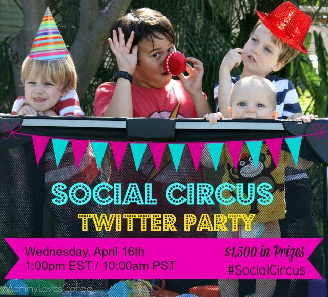 SocialCircusTwitterParty