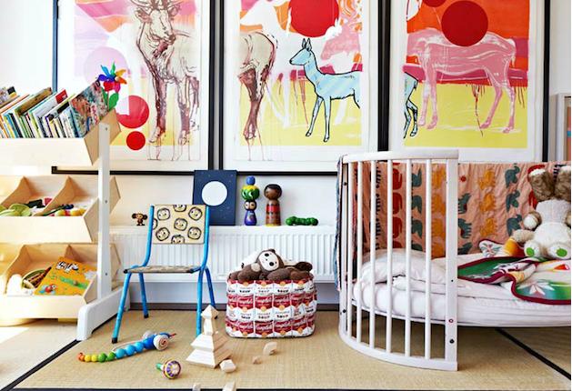 Stokke Sleepi Mini Crib Room Design