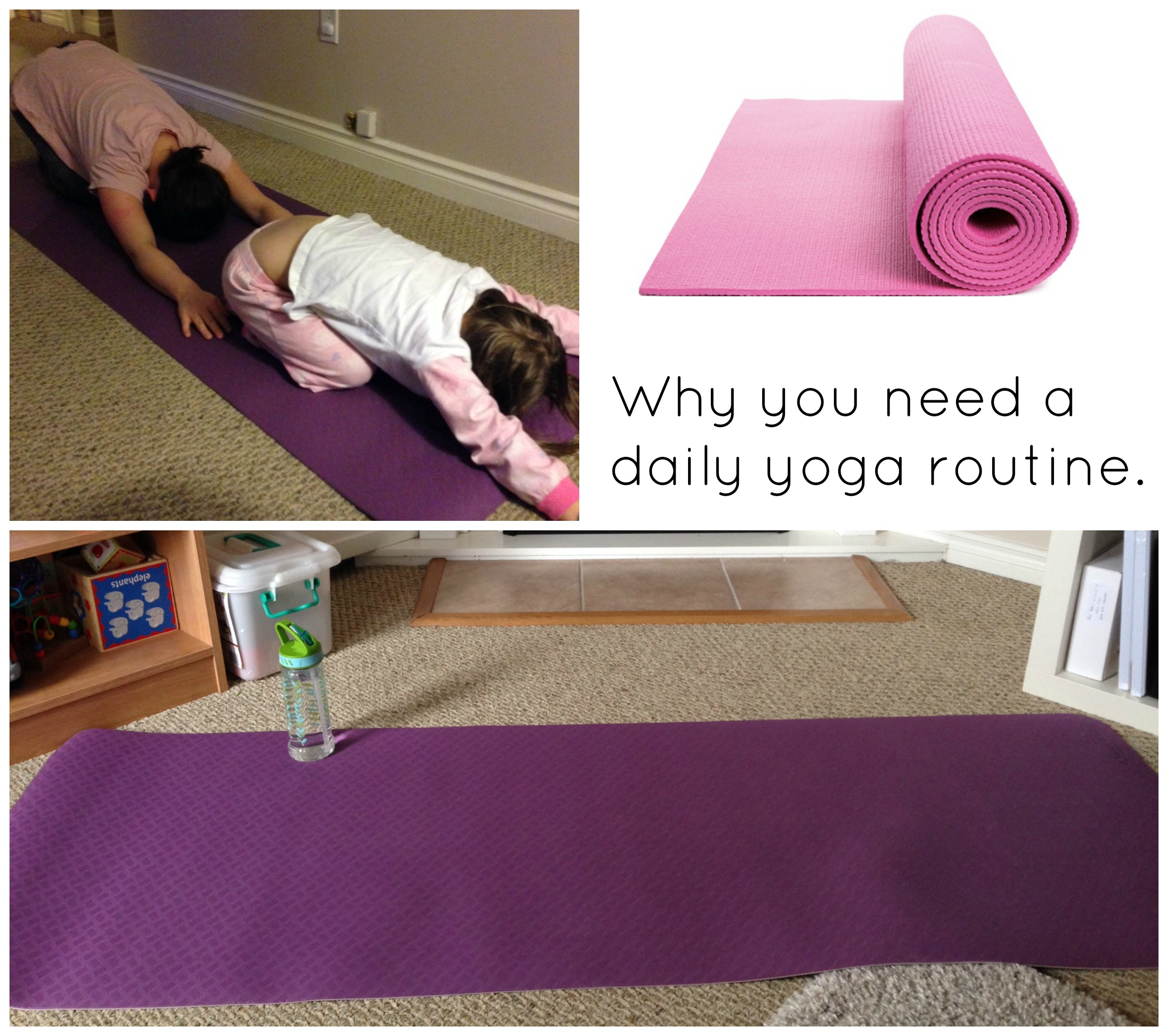 Why you need a daily yoga routine